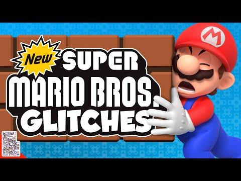20 Weird Glitches in New Super Mario Bros. DS - DPadGamer