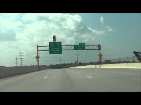 Ohio - Interstate 490 West in Cleveland - Clinched (9/6/15)