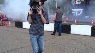 BMW M6 Evotech  vs Chevrolet Camaro ZL1 - Unlim 500+ 31.05.2015