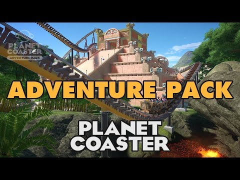 ADVENTURE PACK REVIEW! #PlanetCoaster