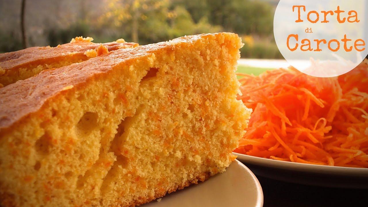 Torta Di Carote Fatta In Casa Da Benedetta Homemade Carrot Cake