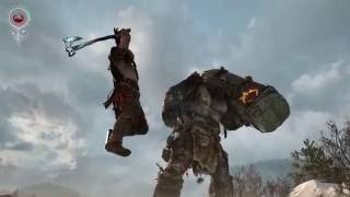 God of War | E3 2016 gameplay walkthrough | PS4
