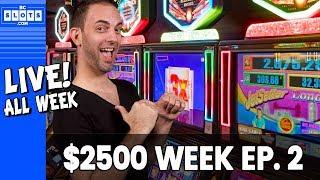 Baixar 🔴 TUE LIVE 👍➡️ Ep. 2 💰 $2500 @ San Manuel Casino ✪ BCSlots (S. 13 • Ep. 2)