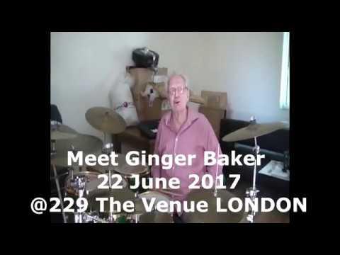 Ginger Baker @229 The Venue 2017