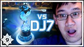 Hearthstone: Open Tournament - Round of 64 vs DJ7