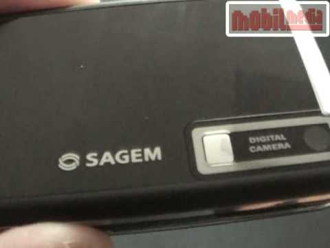 Sagem my310X mobile phone preview