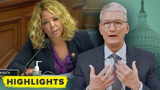 Apple vs Congress: What Tim Cook has to say on app shutdowns (censorship)