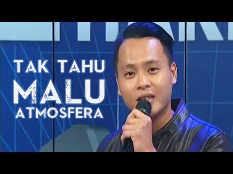 Atmosfera - Tak Tahu Malu (Live) at MHI 😑 Part (2/4)