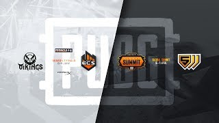🔴 LIVE: PUBG FACEIT: Global Summit - DAY 3 | Caster: Bomman ft. Trong Linh & APHO