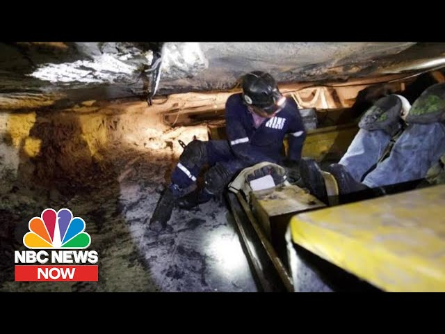 Coal Miner On Fighting For Benefits: We Have 'No Choice' | NBC News Now