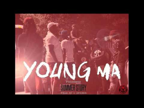 "Young M.A ""Summer Story"" Prod. G'Sparkz (Official Audio)"