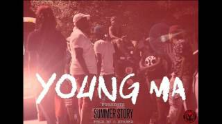 """Young M.A """"Summer Story"""" Prod. G'Sparkz (Official Audio)"""