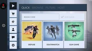 Critical Ops - GUN GAME 096 Beta test