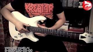 ARIA GUITARS - Metallica Enter Sandman