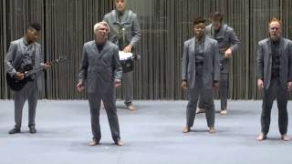 David Byrne - 13 - I Dance Like This - Cleveland - 8/7/18