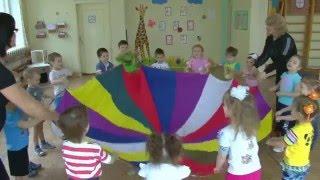 Детский сад Подвижная игра