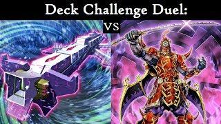 Deck Challenge Duel: CXyz Skypalace Babylon vs. Six Samurais