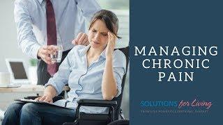 OT-V Season 2 Episode 8:  Managing Chronic Pain