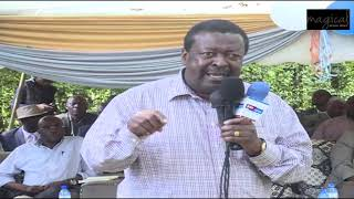 MUDAVADI FINISHES RUTO IN WESTERN COMPLETELY!