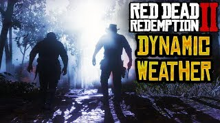 Red Dead Redemption 2 - DYNAMIC WEATHER, NEW RDR2 LOCATIONS AND RDR2 ONLINE MULTIPLAYER! (RDR2 Q&A)