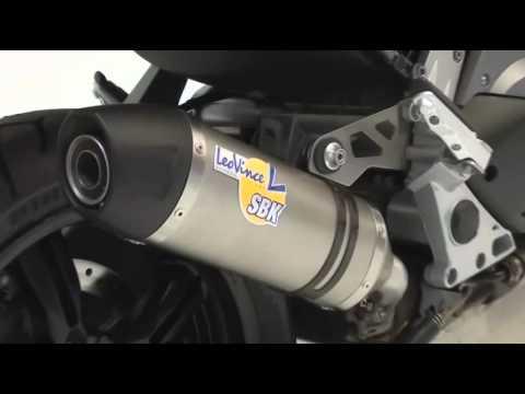 Non Omologato. Marmitta IXIL L3/X per BMW C 600/Sport 2012/2015