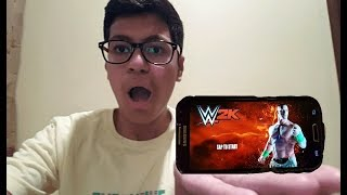 HOW TO DOWNLOAD WWE 2K FREE ON ANDROID  !!!!!