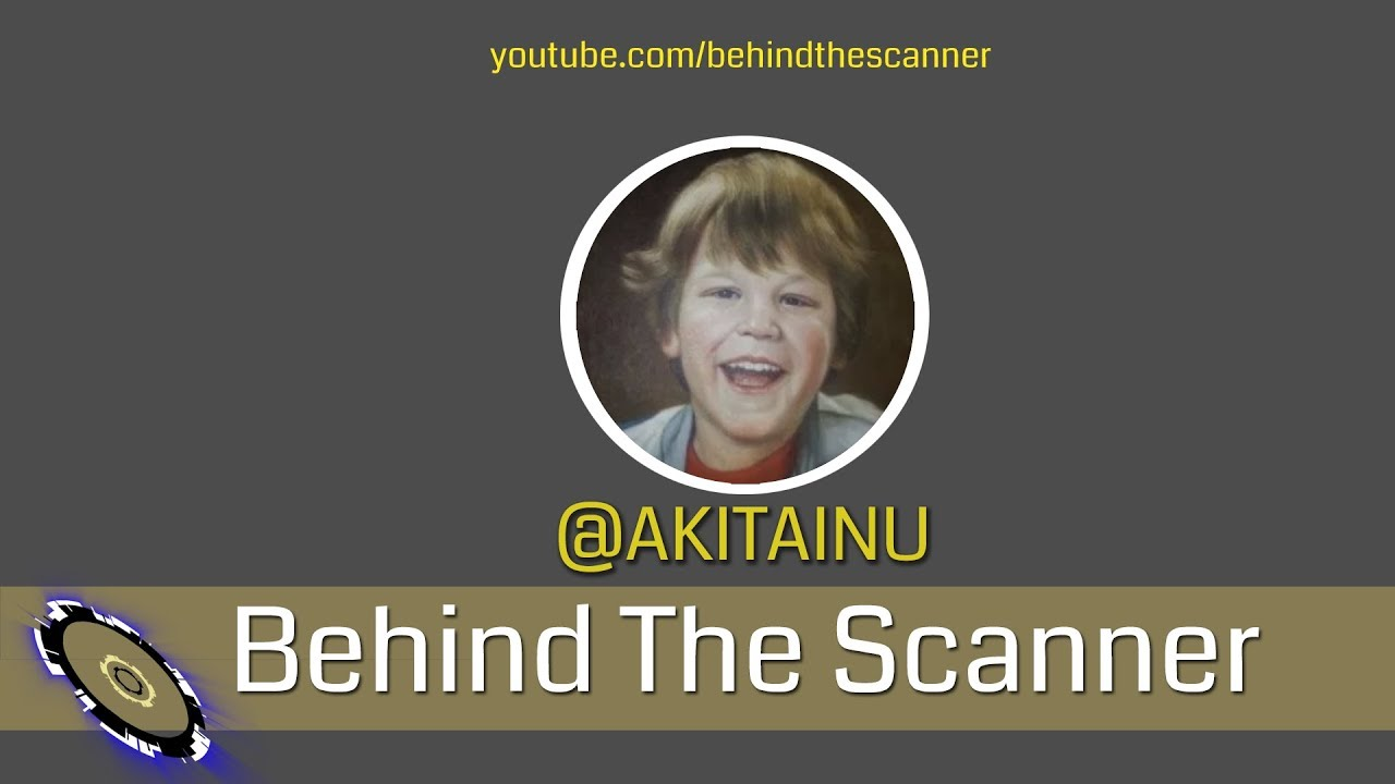 Behind the Scanner: S2 Ep3 - Agent AKITAINU
