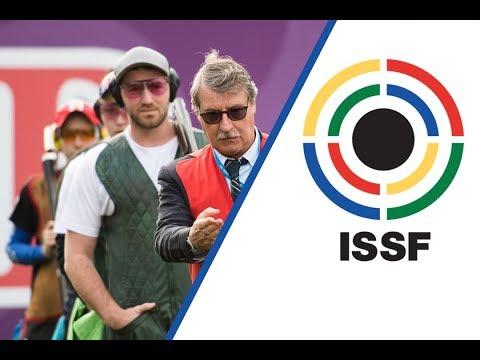 Trap Mixed Team Final - 2017 ISSF World Championship Shotgun in Moscow (RUS)