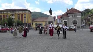 Demonstratii de dans in avanpremiera Festivalului de dans ROMANA
