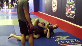 New England Submission Challenge Spring Open 2015: Jeff Roberts vs. Daniel Atwood