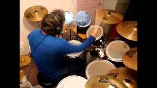 The Who - Happy Jack (drum cover)