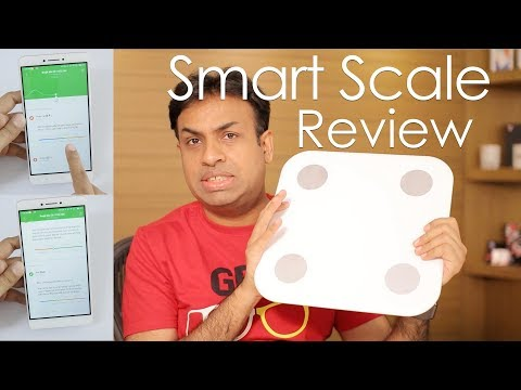 Mi Body Scale Review - Affordable Smart Body Composition Scale