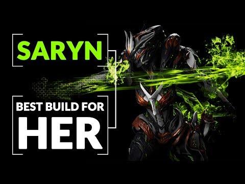 Warframe   Saryn 3.0 - BEST BUILD TO CONSIDER