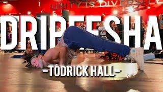 DRIPEESHA by Todrick (ft. Tiffany Haddish)   Hamilton Evans Choreography