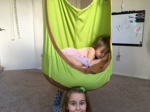 Glad Swing Review - Indoor Swing For Kids = Frog Swing🐸