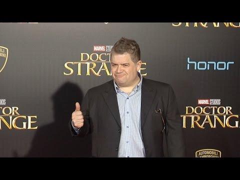 "Patton Oswalt ""Doctor Strange"" World Premiere Red Carpet"