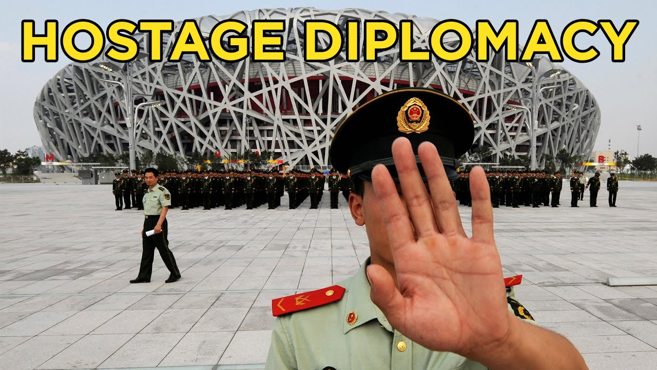 #80 China's Hostage Diplomacy | Peter Dahlin