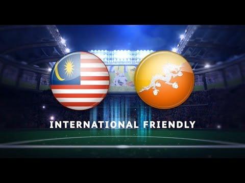 Sorotan Persahabatan Antarabangsa Malaysia 7 - 0 Bhutan   Bola Sepak   Astro Arena