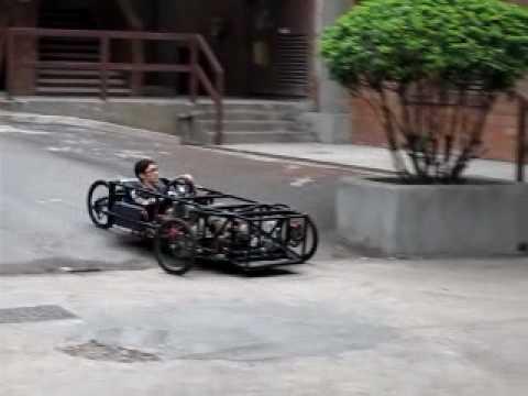 Hong Kong Polytechnic University Solar Car Project (3)