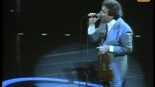 Dyango, Esta noche quiero brandy, Festival de Viña 1990