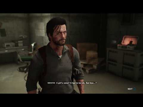 The Evil Within 2 - Chapter 11: Tour Of Torres's Safe House: Journal, Shotgun Upgrade, Dialogue Tree