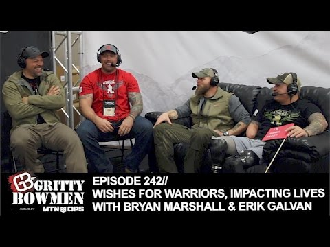 EPISODE 242: Wishes For Warriors, Impacting Lives with Bryan Marshall & Erik Galvan