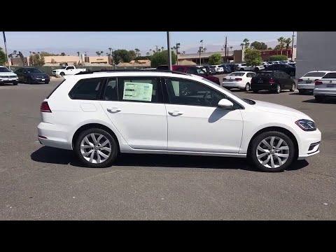 2019 Volkswagen Golf SportWagen Palm Springs, Palm Desert, Cathedral City, Coachella Valley, Indio,