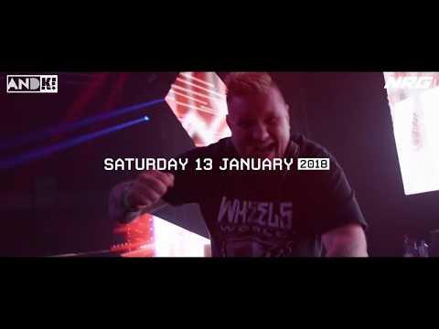 ANDK! Presents: Partyraiser [13-01-2018] Bibelot, Dordrecht