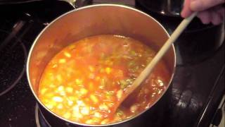 "Cooking With Galileo Ii - ""pasta Fagioli"":  The Preview"