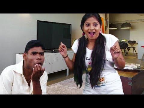 Raat Ko Aah Aah Ki Aawaaz Kyu Aati Hai - Hindi Comedy Video