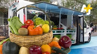 Not Your Average Food Truck: Bringing Fresh Organic Food To The City