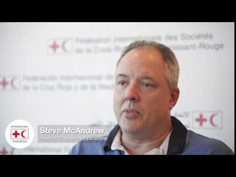 Steve McAndrew Steve McAndrew - Head of Emergency Operations - Defeating Ebola with Knowledge