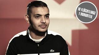 """10 Flüchtlinge - 1 Vorurteil: """"Ihr habt keinen Respekt vor Frauen!"""""""