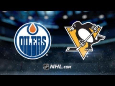 Oilers vs Penguins Highlights | 10/24/17